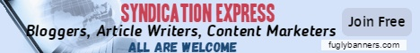Syndication Express - Blog and Article Content Syndication. Membership is free.